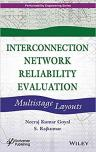 Interconnection Network Reliability Evaluation: Multistage Layouts